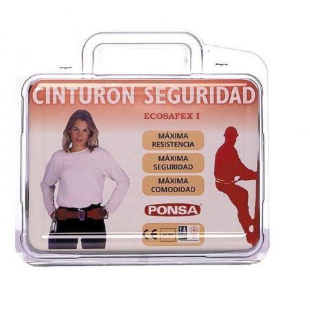 Cinturón de seguridad ecosafex PONSA