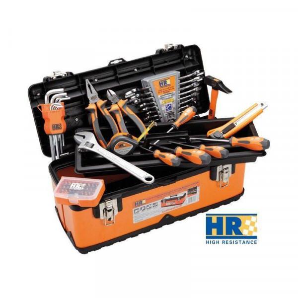 Caja metálica HR 59 herramientas