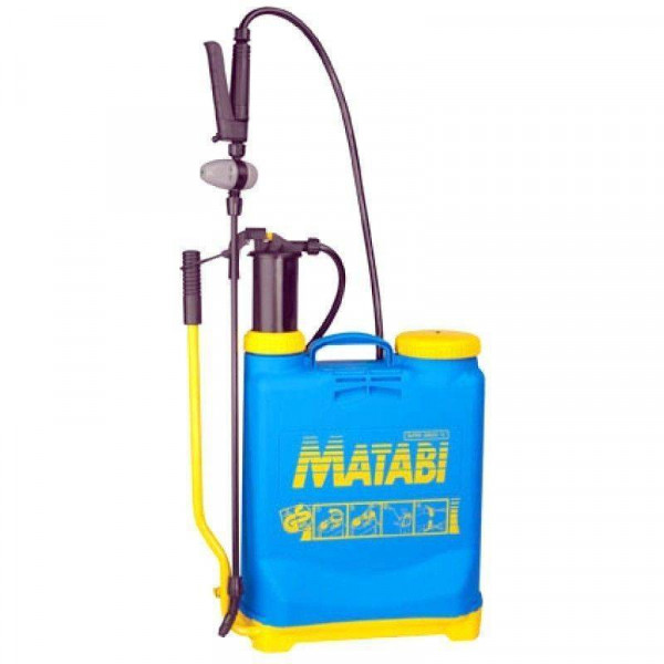 Spray Backpack Matabi 12 L