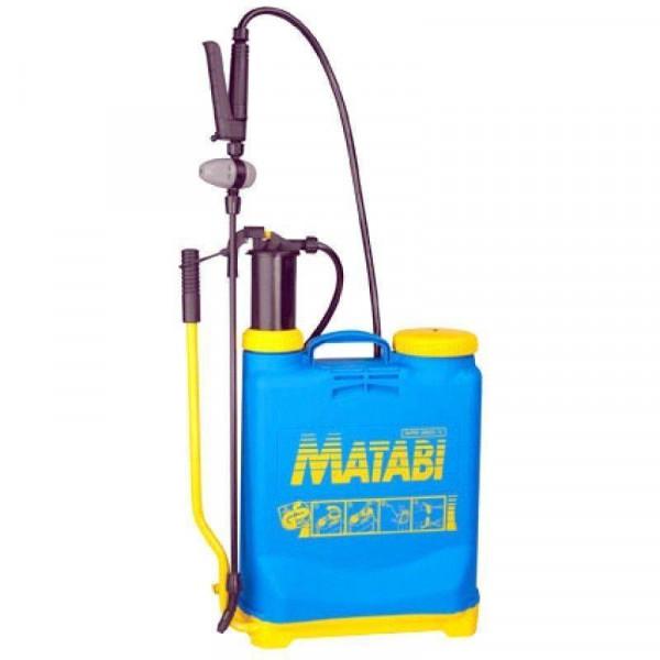 Spray Backpack Matabi 12 L