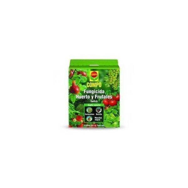 Fungicida huerto y frutales de COMPO