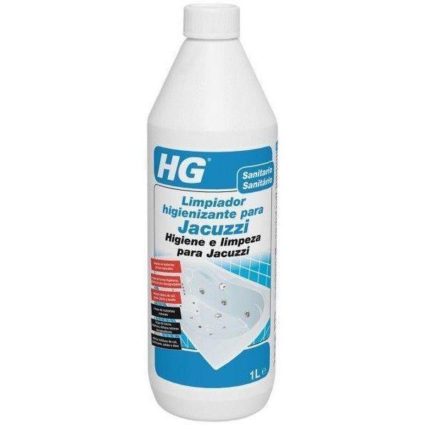 HG Limpiador higienizante jacuzzi
