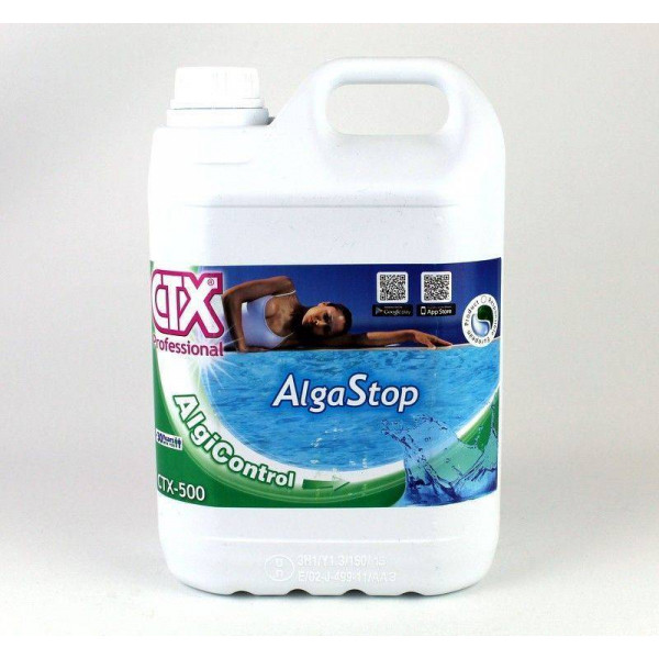 Algicida líquido CTX 500 5L