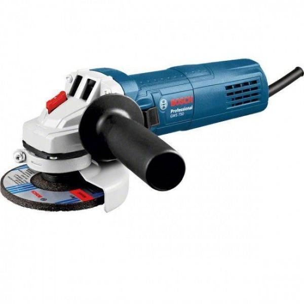 Amoladora profesional GWS750 Bosch