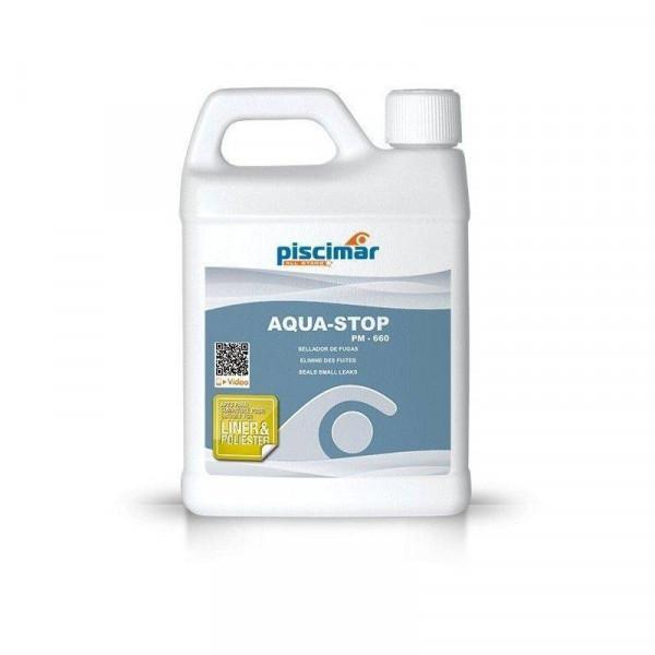 Sellador de Fugas en piscinas PM-660 Aqua-Stop 1,4 Kg de PISCIMAR