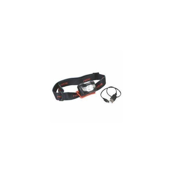 Frontal LED recargable Headlamp 5536 RATIO