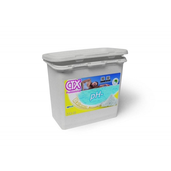 CTX- 10 PH- Minorador de pH granulado