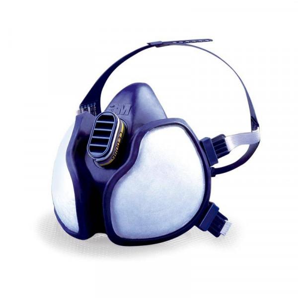 Máscara 3M FIitosanitario 4277