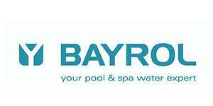 Logo Bayrol  para el mantenimiento del agua