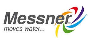 Logo Messner herramientas para el movimiento del agua